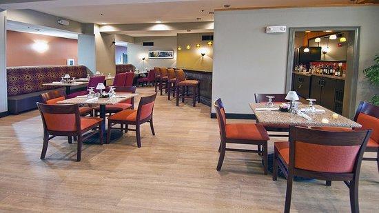 Holiday Inn Opelousas: Restaurant