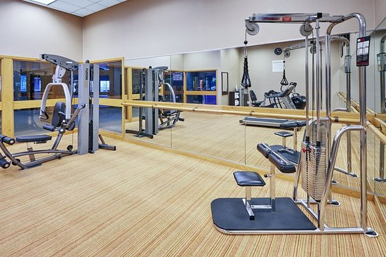 Matteson, IL: Health club