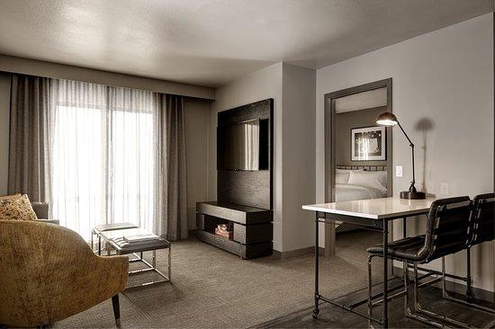 Florham Park, Nueva Jersey: Guest room