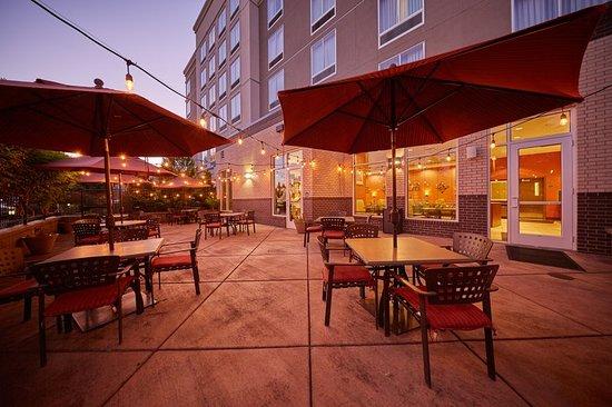 Holiday Inn Eugene - Springfield: Restaurant