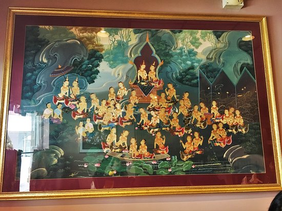 Shawnee on Delaware, PA: Saen Thai Cuisine_Sanju-3