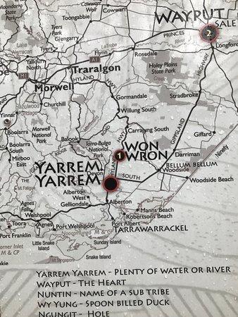 Won Wron, Australia: White Womans Waterhole