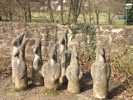 Steinau an der Strasse, Alemanha: 7 Dwarfs