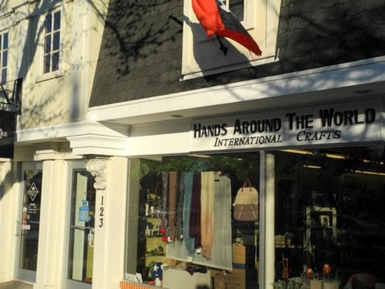 Orange City, IA: Welcome to Hands Around the World at 123 Central Ave., NE