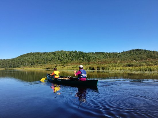 Tofte, MN: Wilderness Canoeing from Surfside on Lake Superior