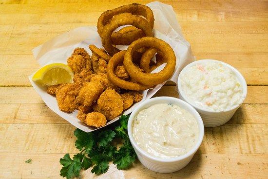 Wyoming, MI: Shrimp Dinner