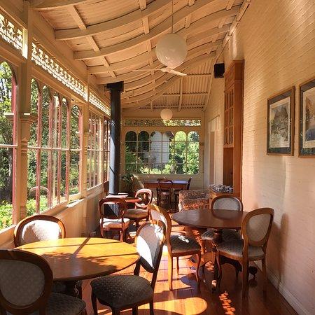 Glen Derwent Tea Room