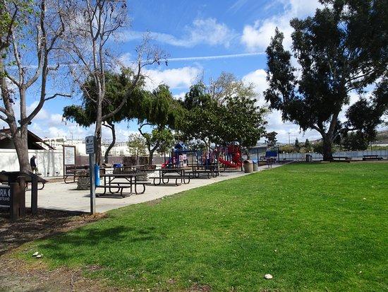 San Juan Capistrano, CA: Small but it has everything a park needs