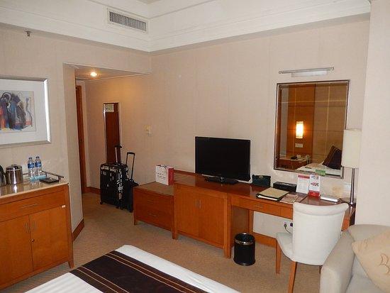 Pearl Garden Hotel: Standard room at Pearl Garden, Guangzhou