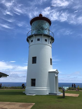 Kilauea Point National Wildlife Refuge: Lighthouse