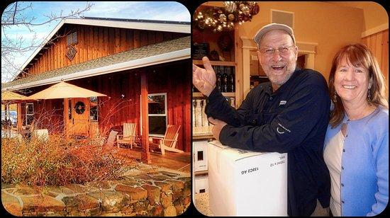 Jeff Runquist Wines: Jeff and Margie Runquist