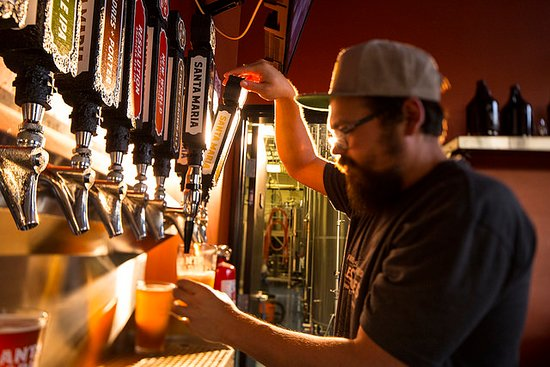 Santa Maria, CA: Tucked away along the central coast are some of California's best microbreweries and taprooms.