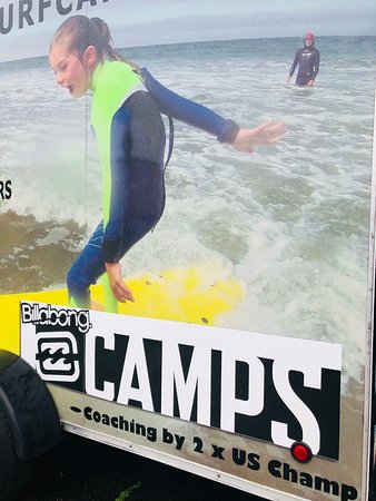 Billabong Surf Camps Surf Lessons Surf Coach - Picture of