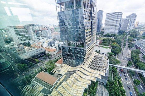 Jw Marriott Hotel Singapore South Beach Premier Marina Bay View Suite