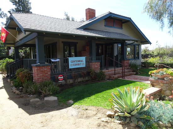 San Juan Capistrano, CA: Stop at the Leck house and apprecite our history
