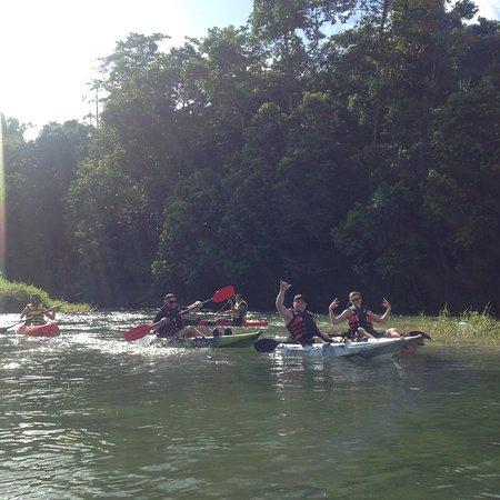 Babinda Kayaking: photo1.jpg