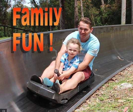 Nelson Bay, Australië: Fun for all the family