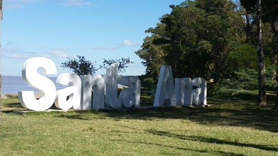 Playa Santa Ana, Urugwaj: Insignia del balneario