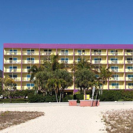 South Beach Condo In Trfeasure Island Fl