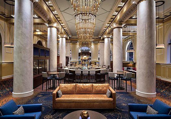 Hotel ICON, Autograph Collection: Lobby
