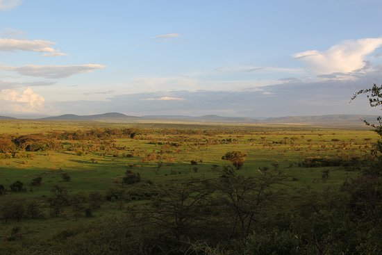 Eagle View, Mara Naboisho: Amazing view of the valley below