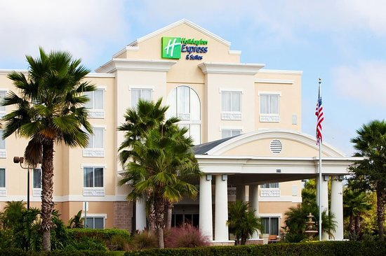 Holiday Inn Express Hotel & Suites New Tampa I-75 Bruce B. Downs: Exterior