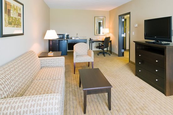 Holiday Inn Express & Suites Fort Myers- The Forum: Suite