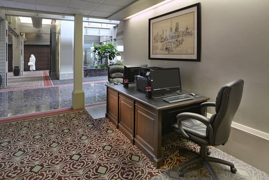 Crowne Plaza Indianapolis Downtown (Union Station): Property amenity