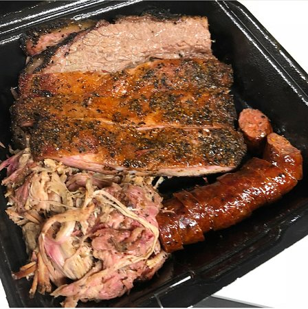 Marshville, NC: Jon G's Barbecue