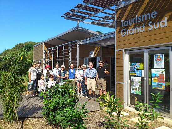 Le Mont-Dore, كاليدونيا الجديدة: L'office de tourisme du Mont-Dore, au coeur de l'aventure !!