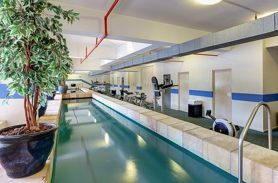Fountains Hotel: Health club