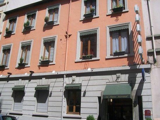 Hotel Au Patio Morand - Prices  U0026 Reviews  Lyon  France