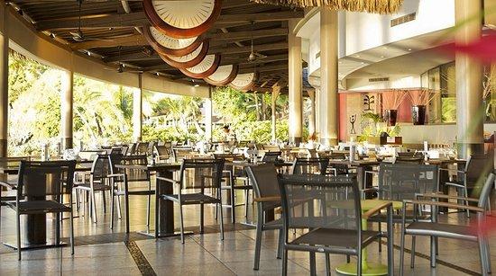 Arue, French Polynesia: Restaurant Hiti Mahana
