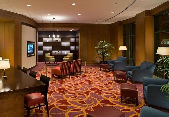 Chicago Marriott at Medical District/UIC: Lobby
