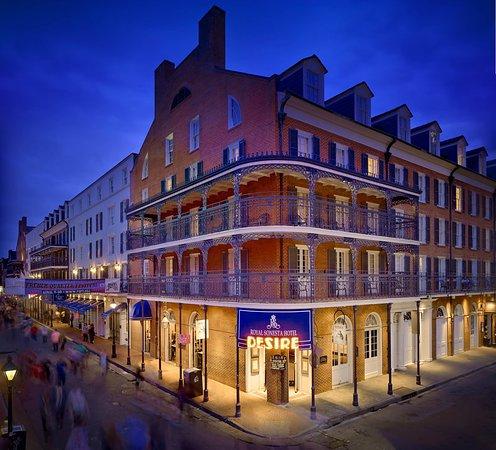 Royal Sonesta New Orleans Hotel