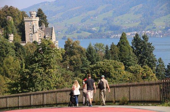 Excursão pelos castelos e vilas do...