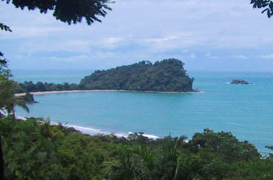 Manuel Antonio National Park from San...