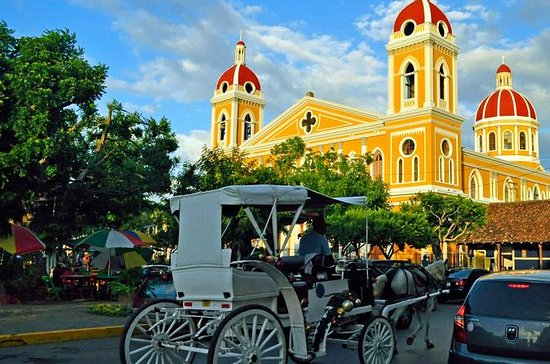 Granada Tour Nicaragua from Guanacaste