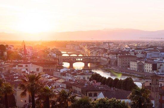 Recorrido a pie por Florencia y Galería de los Uffizi con entrada...