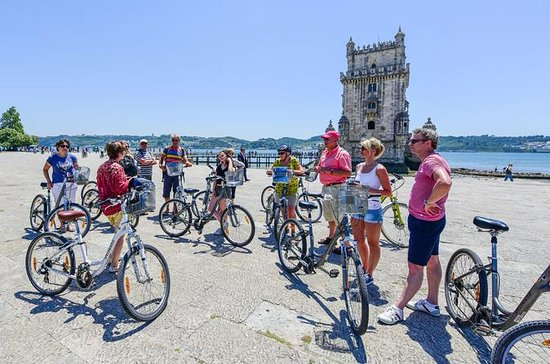 Lisbonne Bike Tour: Du centre-ville...