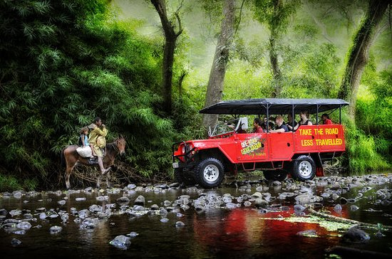 Half-Day Off Road Cave Safari in Fiji