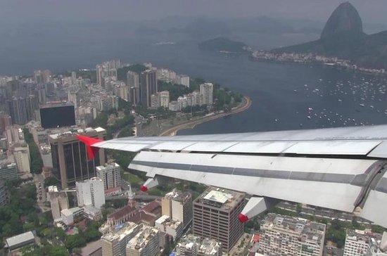 Transfert privé: Rio de Janeiro GIG Aéroport international de Galeão...