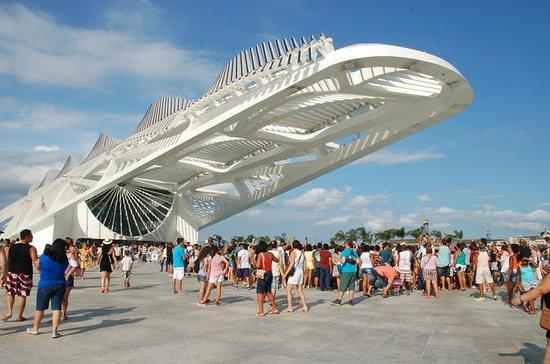 Rio de Janeiro Museum of Tomorrow...