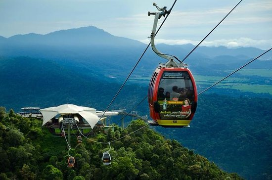 Privat helgedag Langkawi City Tour...