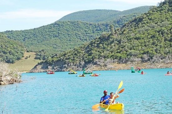 From Cádiz: Kayak at Tajo del Águila & Arcos de la Frontera