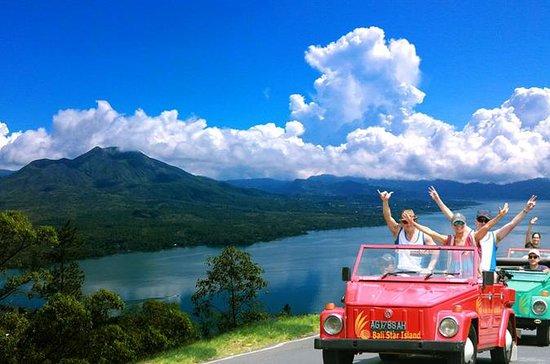 Kintamani Volcano VW Safári Bali Tour