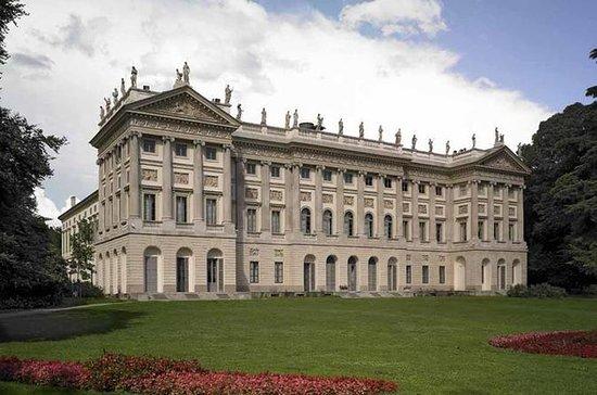 Galerie für moderne Kunst von Mailand...