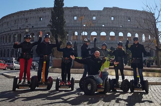 2-Hour Rome Segway Tour Around the...