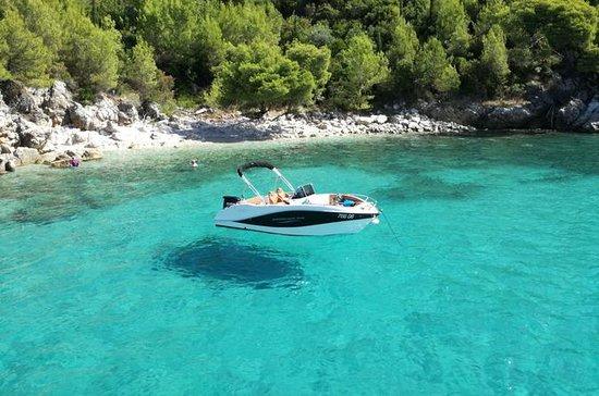 Privat Speedboat-tur til Elafiti-øyene