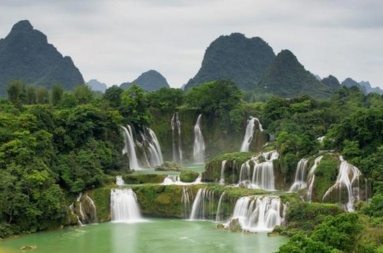 Group Tour: Ba Be - Ban Gioc...